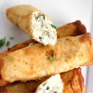 Seafood Egg Rolls Recipes