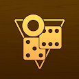 Backgammon Long Arena: Play online backgammon! icon