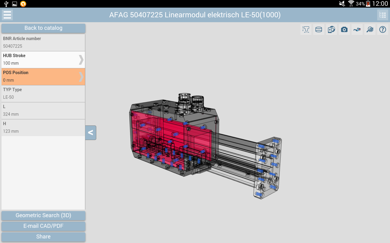 3D CAD Models Engineering- screenshot