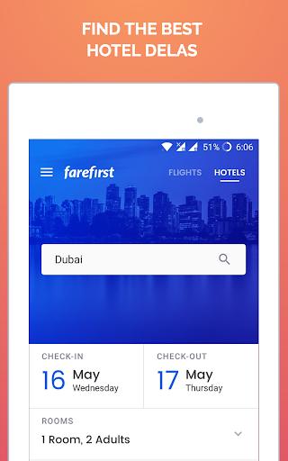 Cheap Flights - FareFirst 3.1.1 screenshots 12