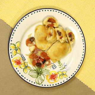 Pepperoni Recipe Ideas - Antipasto Poppers