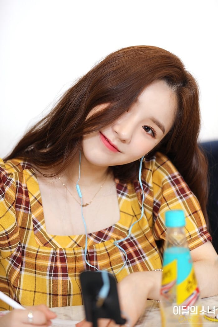 heejin plaid 30