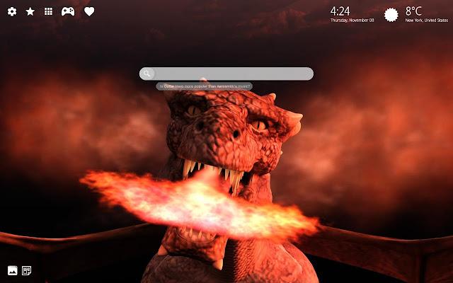 Dragon Wallpaper & Dragon Theme HD