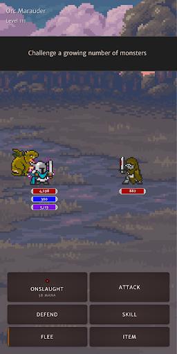 Orna: The GPS-RPG 1.81.1 screenshots 3