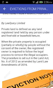 LawQuery Kenya- screenshot thumbnail