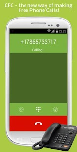 Free Phone Calls & SMS via CFC- screenshot thumbnail