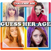 Guess her age - Game Age Test Challenge
