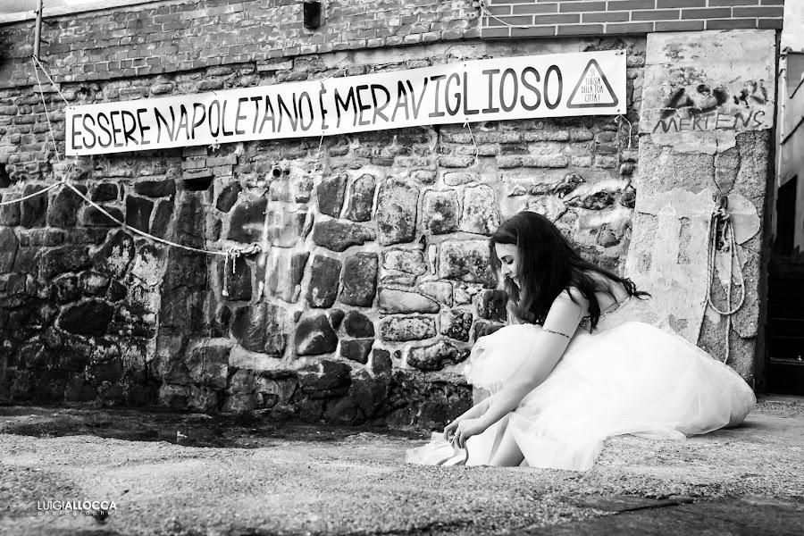 Fotografo di matrimoni Luigi Allocca (luigiallocca). Foto del 12.06.2018