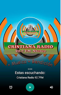Cristiana Radio 92.7 FM - OFICIAL 5.0.3 APK + Мод (Free purchase) за Android
