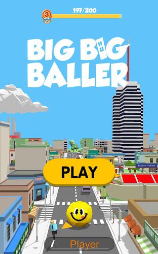 Big Big Baller Android App Screenshot
