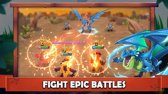 Rise of Dragons Mod Apk Download For Android 5