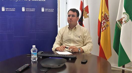 Diputación y Jet2 estudian la promoción de 'Costa de Almería' en Reino Unido