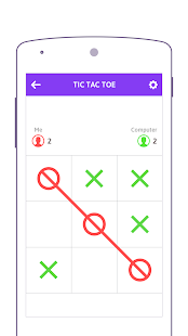 Tic Tac Toe Multiplayer Board Game  O or X - náhled