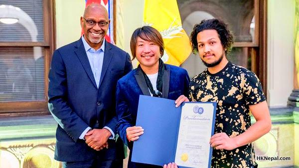 गायक राईलाई अमेरिकामा अहिलेसम्म कै ठूलो सम्मान, राईको नाममा प्रत्येक वर्ष'राई इज किङ डे ' फेस्टिभल मनाईने