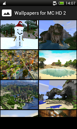 Wallpapers for Minecraft HD