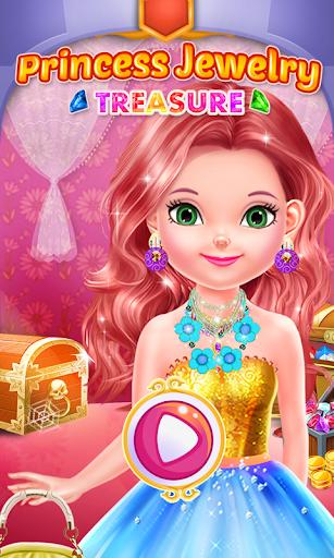 プリンセス宝の宝石ゲーム