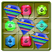 Let's Gems Holiday - Match 3 icon