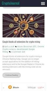 [Download CryptoJournal for PC] Screenshot 3