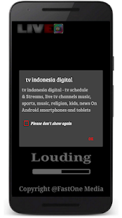 tv indonesia digital - náhled