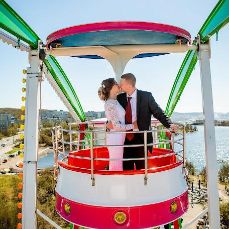 Wedding photographer Mari Nikulina (Hrisofemida). Photo of 19.09.2017
