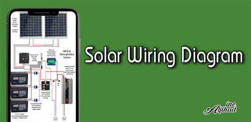Superb Solar Wiring Diagram Apps On Google Play Wiring 101 Relewellnesstrialsorg