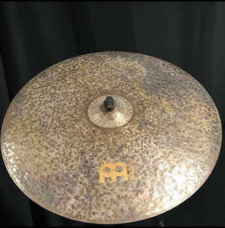 "26"" Meinl R&D Model - Byzance Big Apple Dark Ride - Demoex!"
