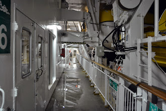 Photo: the promenade deck -  deck 6 - great place to walk and see the sights