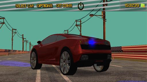 Fighter Car Racer 3D screenshot 1