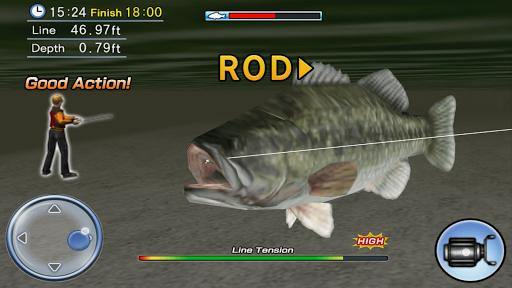 Bass Fishing 3D Free 2.9.10 screenshots 6