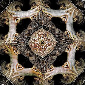 MB3D - 595 by Siniša Dalenjak - Illustration Abstract & Patterns ( mandelbulb, 3d, fractal )