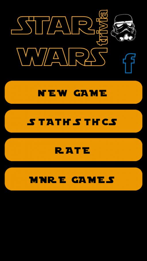 Trivia for Star Wars Fan Quiz APK 1.0 screenshots 1