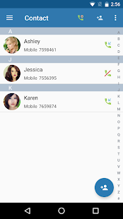 Private Contacts Pro - Private Call & SMS - náhled