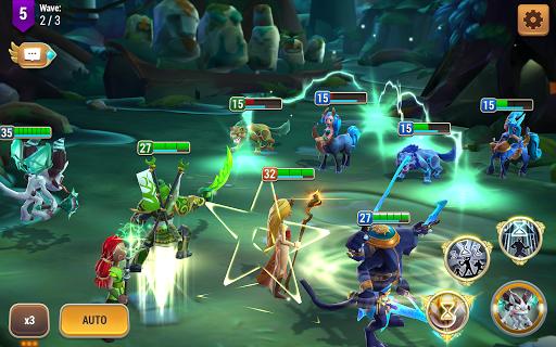 Might & Magic: Elemental Guardians  screenshots 15