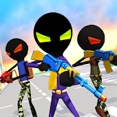 Tải Game Stickman Battle Royale