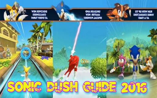 guide Sonic Dash 16