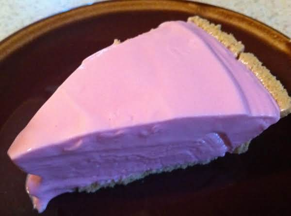 Pink Lemonade Pie Recipe