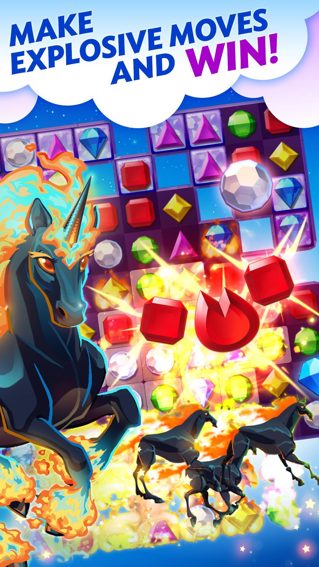 Bejeweled Stars: Free Match 3 screenshot #4