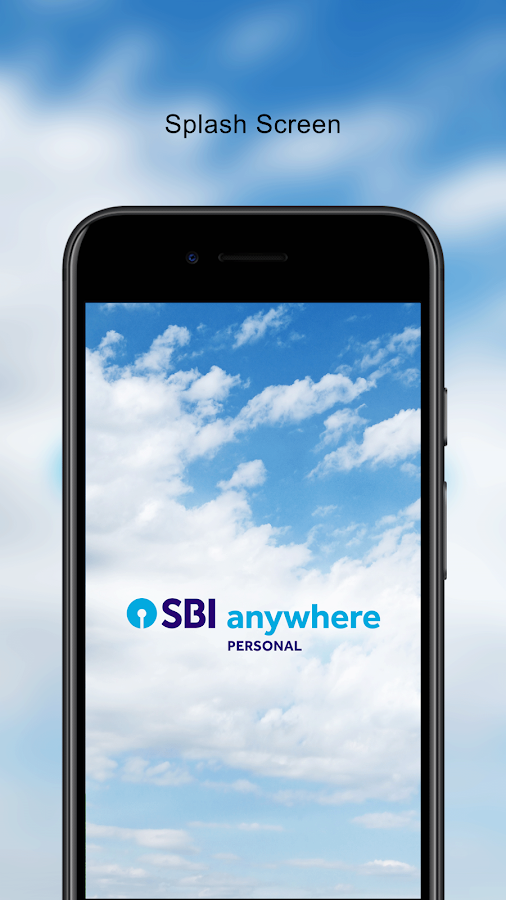 SBI Anywhere Personal- screenshot