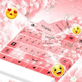 Sakura Flowers Keyboard