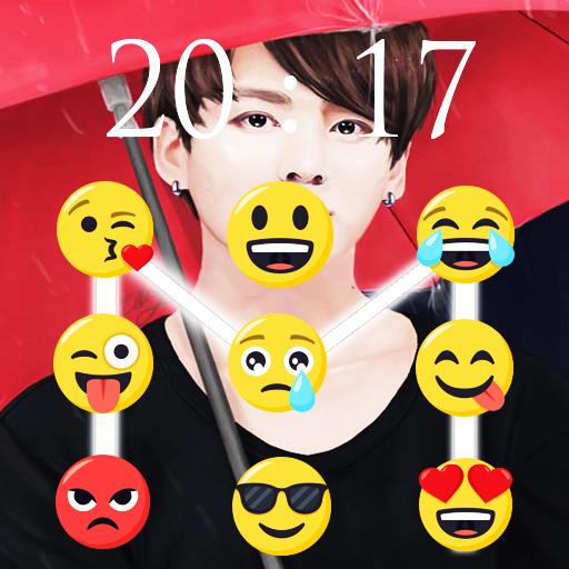 Kpop Emoji Lock Screen HD ❤️