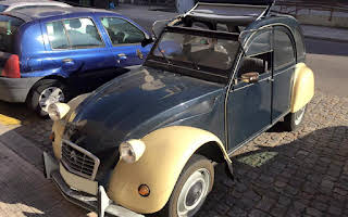 Citroën 2CV Dolly Rent Porto