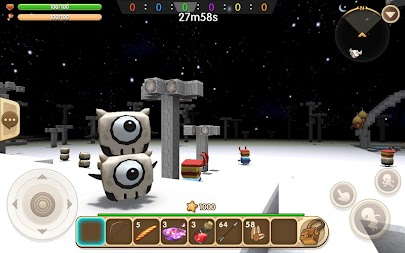 Mini World: Block Art APK screenshot thumbnail 3