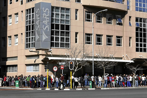 SARS is threatening to sue KPMG and blacklist the company. Picture: Gallo Images