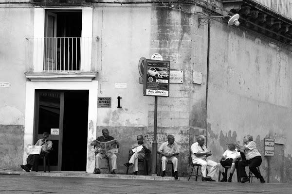 gioventù a sedere di pise