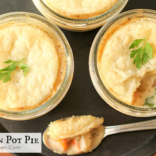 Irish Chicken Pot Pie