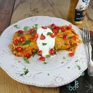 Creamy Chicken Enchiladas Heavy Cream Recipes