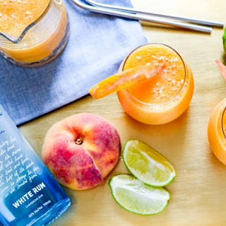 The Perfect Peach Daiquiris Recipe