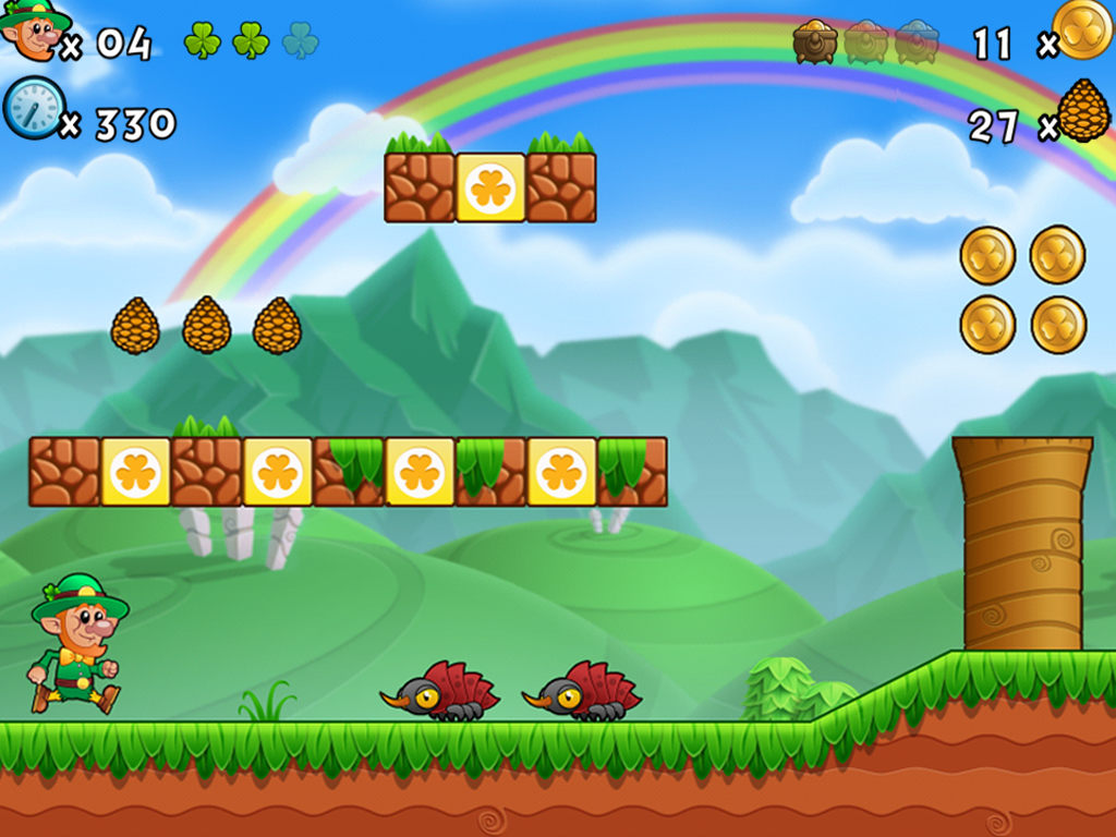 Screenshots of Lep's World 3 🍀🍀🍀 for iPhone