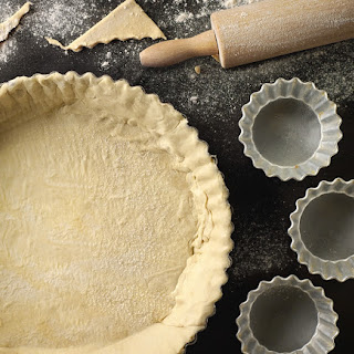 How To Make The Best Ever Flaky Shortcrust Pastry.