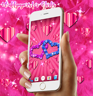 Live Wallpapers for Girls - náhled